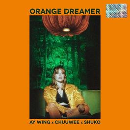 Ay Wing - Orange Dreamer