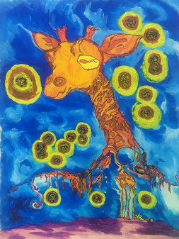 Out of Body Epileptic Giraffe