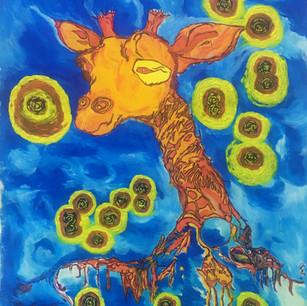 Epileptic Giraffe