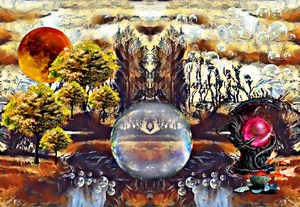 Dimensional consciousness