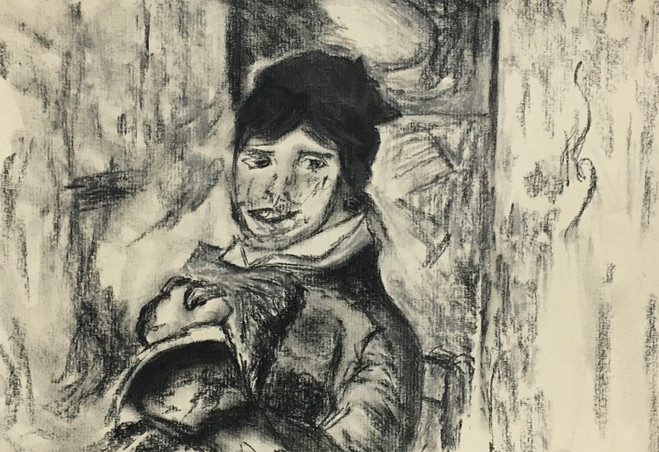 Madame Claude Monet (Camille)