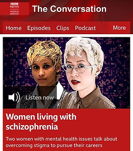 Women living with schizophrenia