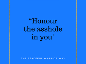 HONOUR - a warrior's code