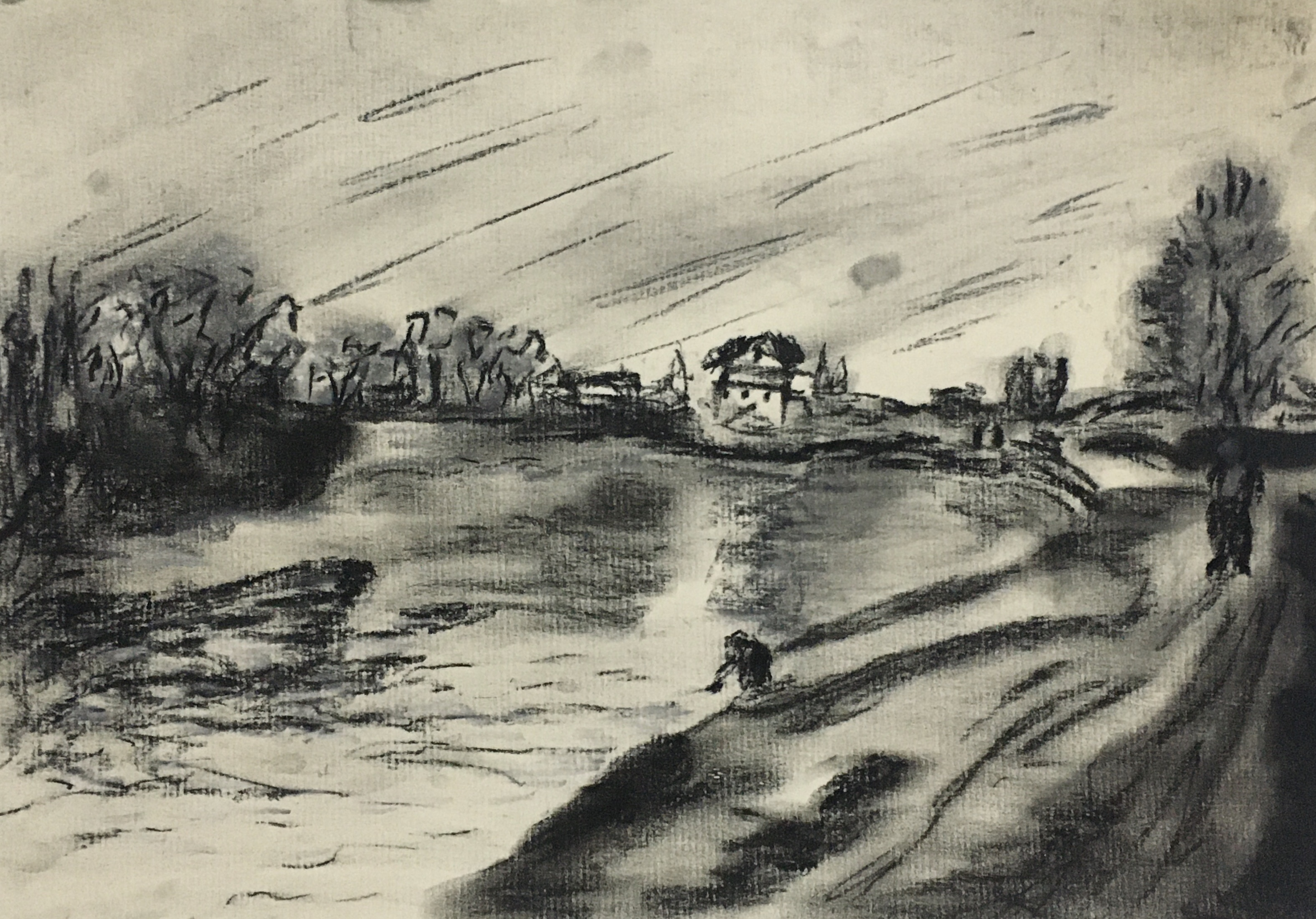 The Seine At Argenteuil, c.1872
