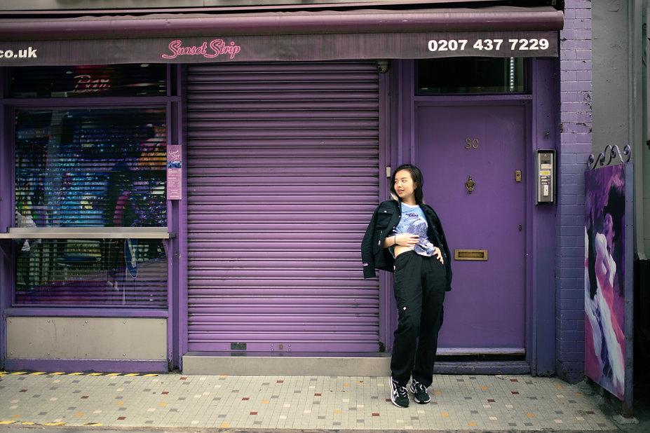 ANIMA ANIMUS, a london based sustainable streetwear brand creating unisex fashion clothing.