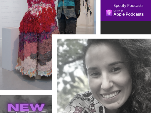 """Ep 33. """"My fashion addiction got me into an $100,000 debt,"""" with Isabel Varela."""