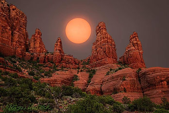 Special morning sunrise Sedona.JPG
