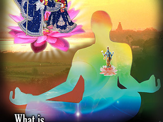 """What is really """"bhakti-yoga""""?"""