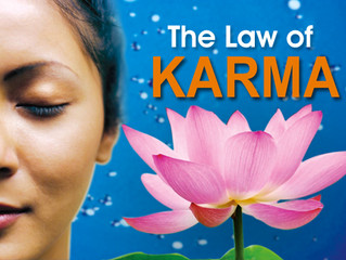 KARMA & THE LAWS OF MATERIAL NATURE