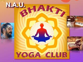 CONFIRMED! NAU Bhakti Yoga Club begins Wednesday, OCT. 22!