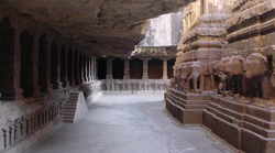 India temple cave, Maharastra
