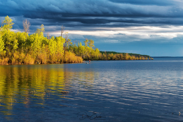 Pinehouse lake