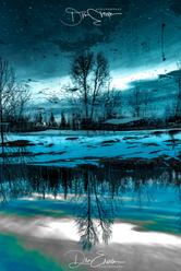 Pinehouse Lake winter