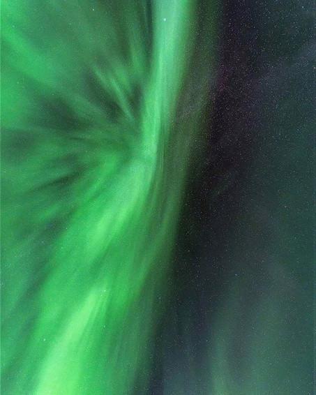Aurora borealis Pinehouse