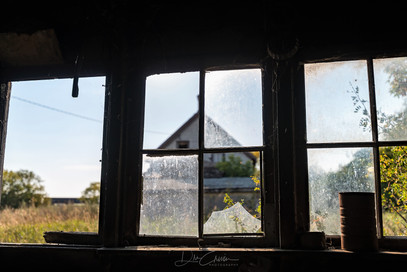 Old barns Saskatchewan