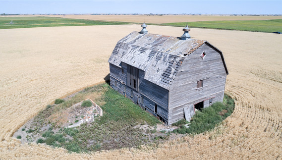Barns in Moose Jaw