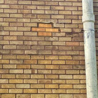 Smal Brick-work Repairs