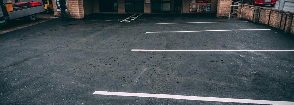 car park resurfacing