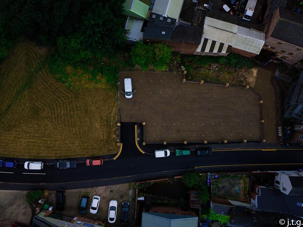 Car park resurfacing Sheffield