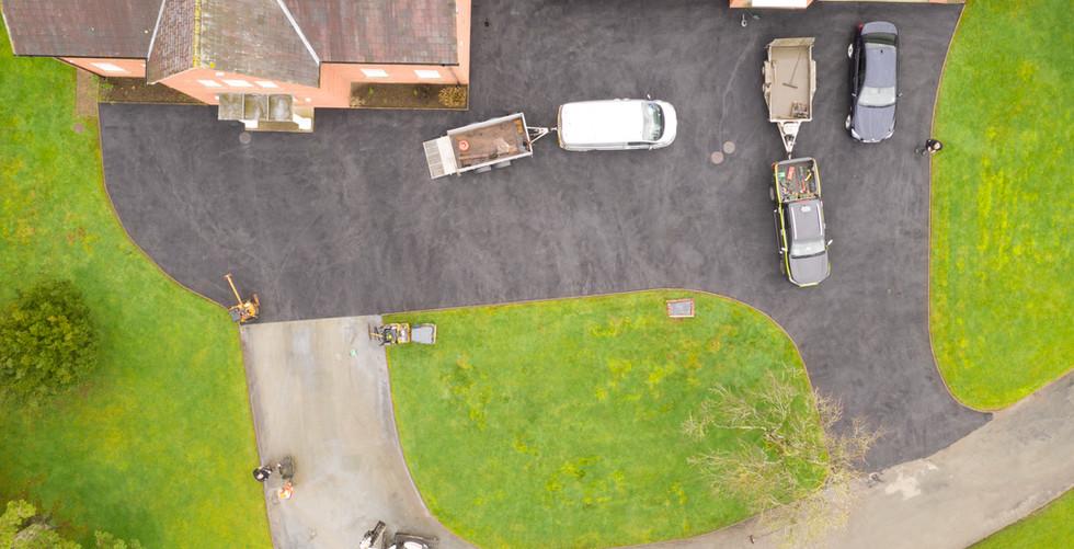 tarmac drive surfacing yorkshire