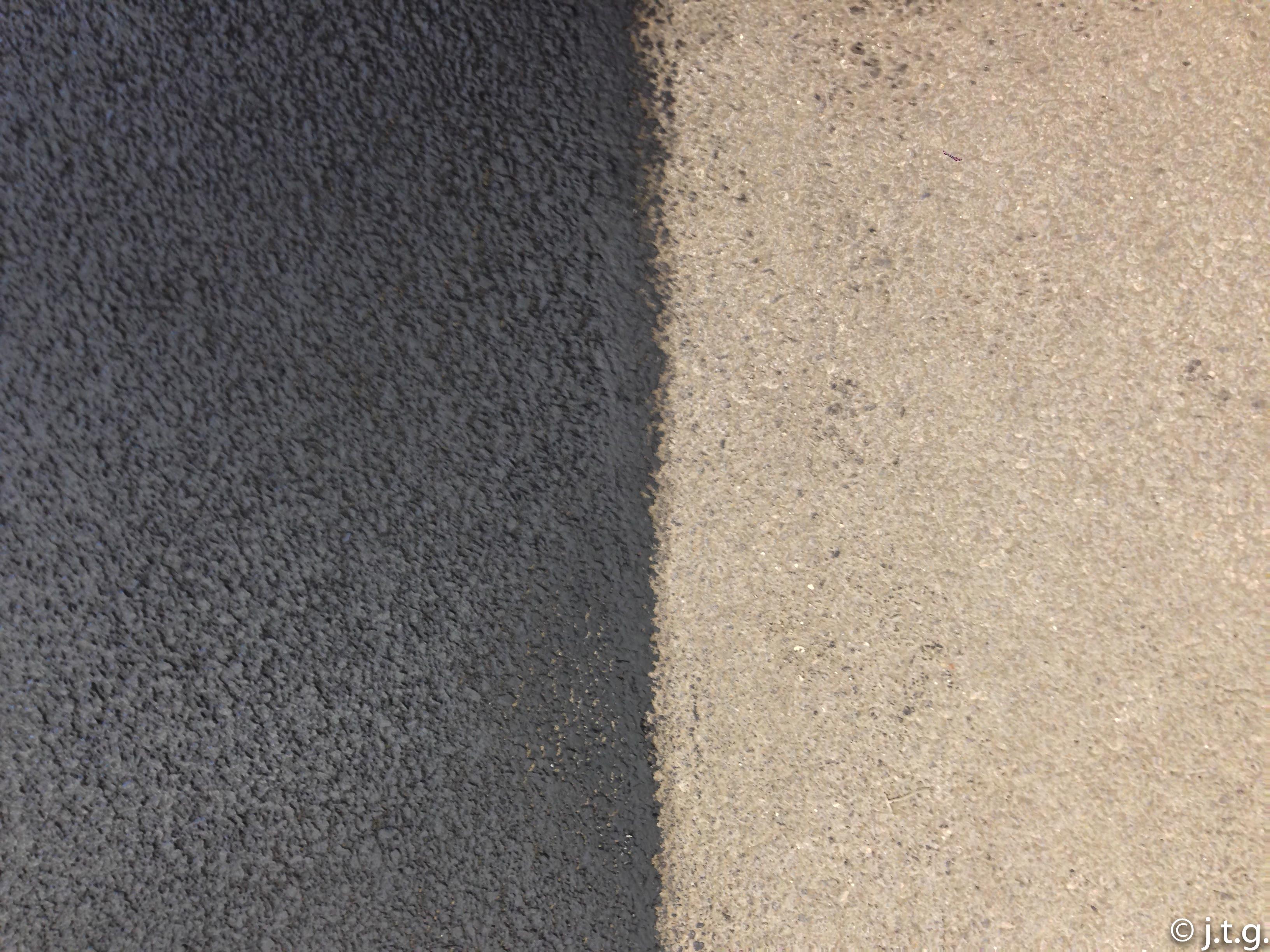 asphalt protection