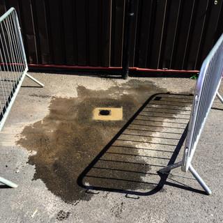 Small Drainage Repair
