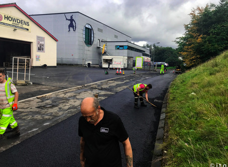 Why is Tarmac So popular