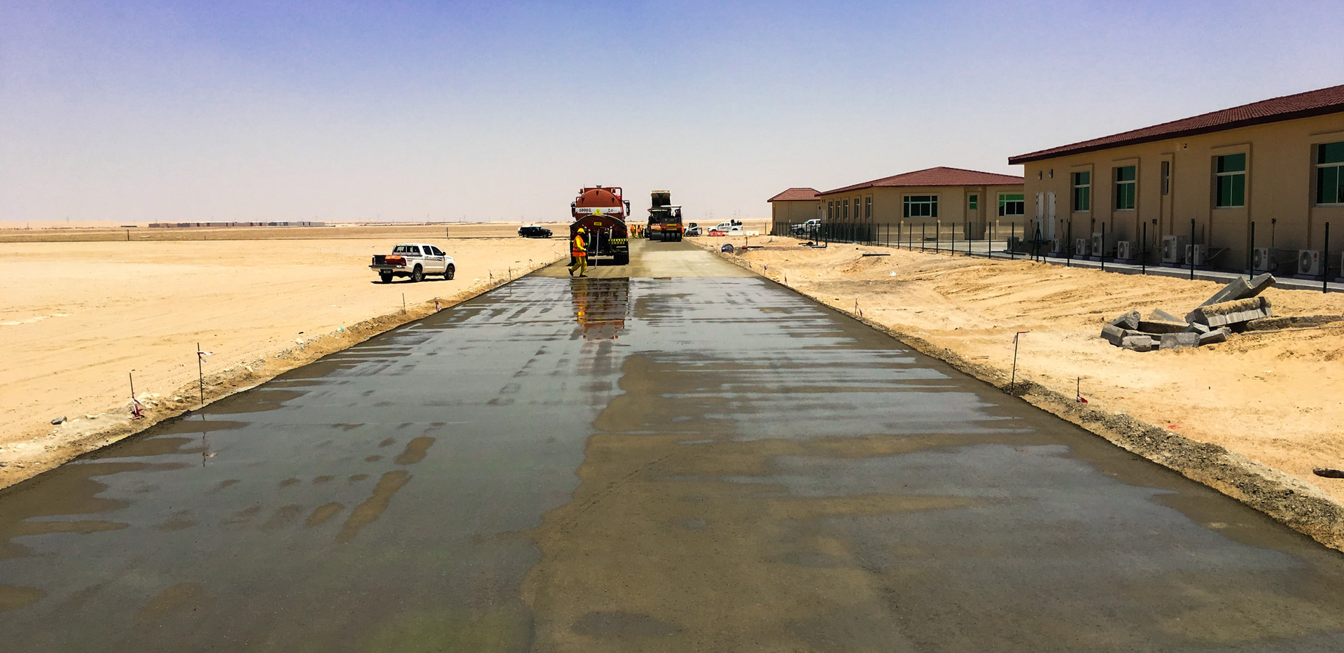 RCC Charcoal Factory Au Dhabi