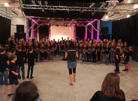 Britain's Got Talent bespoke audition for Teachers Rock® and Teachers Rock® Youth Choir
