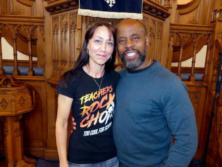 ANNOUNCEMENT: Gospel royalty announced as Teachers Rock® official Patron