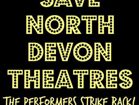 Teachers Rock support The Performers Strike Back campaign #saveNDtheatres