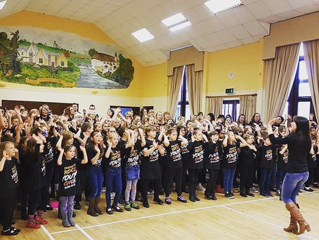The Teachers Rock® Youth Choir is here . . . and what a memorable launch event these young people ex