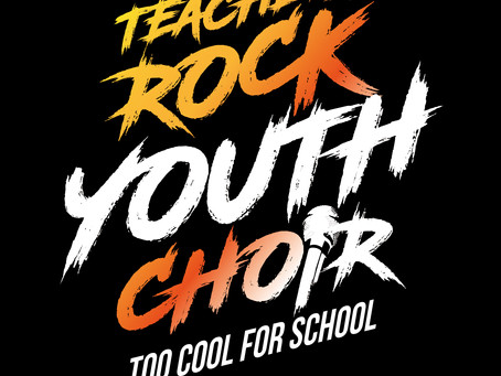 New for 2018 . . . we bring you . . . the Teachers Rock® Youth Choir . . .