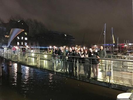 Teachers Rock® Choir roadtrip to the Christmas Spiegeltent, Bristol