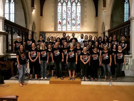 Teachers Rock® St Paul's Church,Tiverton on Thursday 13th July . . . . .