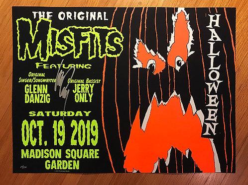 OG Misfits Poster - 10/19/19