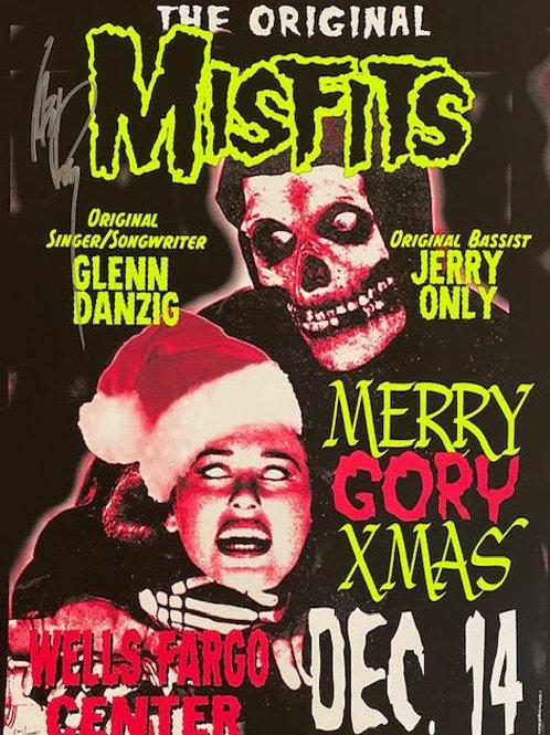 OG Misfits Poster - 12/14/19