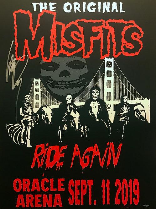 OG Misfits Poster - 9/11/19