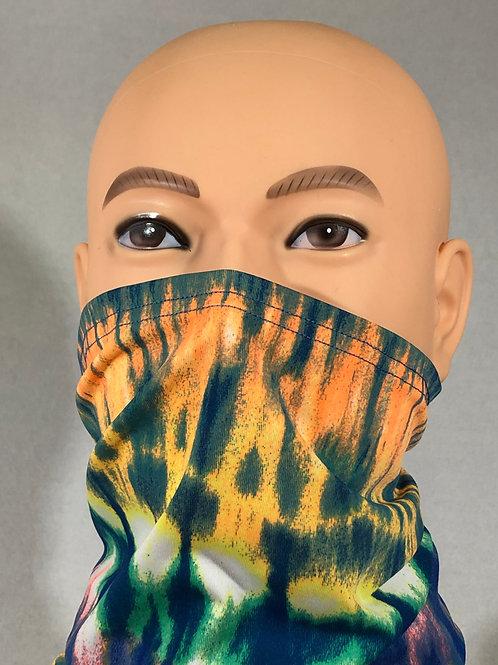 Tube à motif tie dye