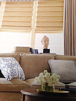 classic pleated shades