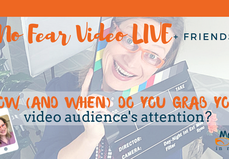How To Grab Your Video Audience's Attention