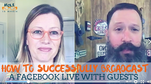 Facebook Live with Guest