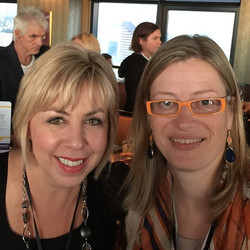 I had the privilege to meet and chat with _kimgarst last night at the #tailwind party