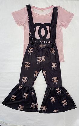 Chanel Pink Set