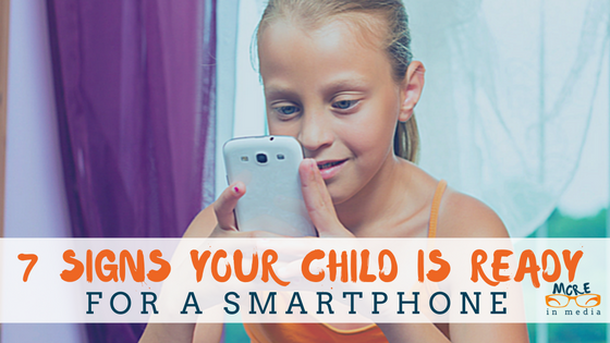 7 Signs Your Child Is Ready for a Smartphone