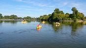 Descentes de la Loire en canoe