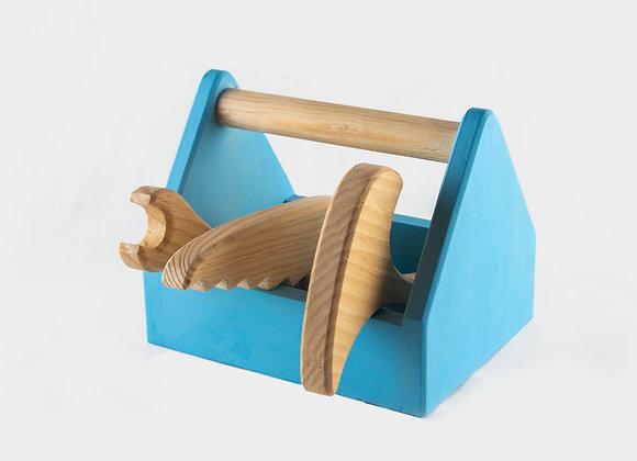 Caja de Herramientas (Azul)