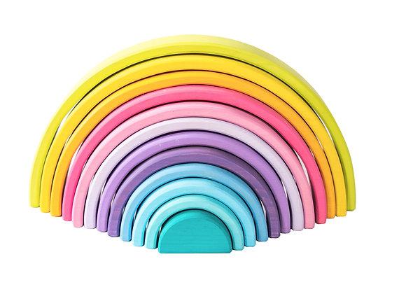 Arcoíris Grande (Color Pastel)