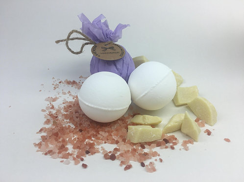 Deep Sleep - Lavender and Frankincense Bath Bomb