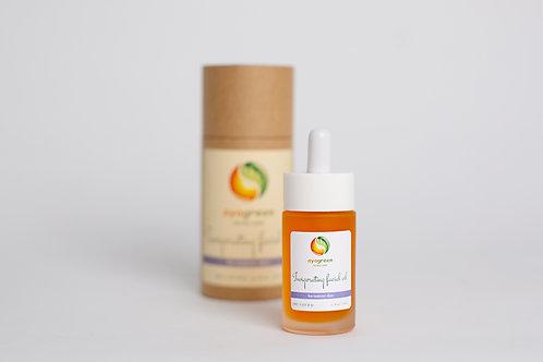 Invigorating Facial Oil for Mature Skin